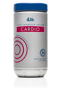 4Life Transfer Factor® Cardio™ (120 ct/bottle)