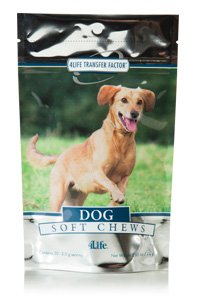 4Life Transfer Factor Dog Soft Chew