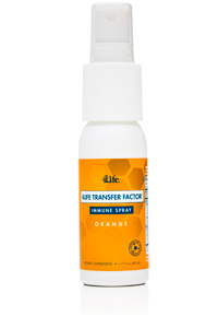 4Life Transfer Factor® Immune Spray – Orange