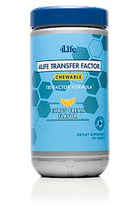 4Life Transfer Factor® Chewable Tri-Factor® Formula